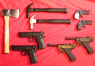 Rubber Prop Weapons – Preferred Arms